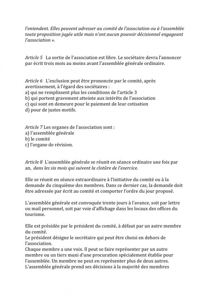 Statuts - nouveaux statuts decembre 2013 - page 2